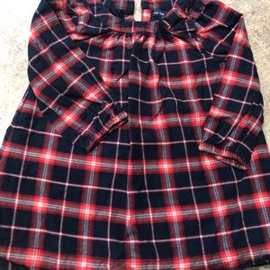Baby gap 12-18 M long sleeve dress